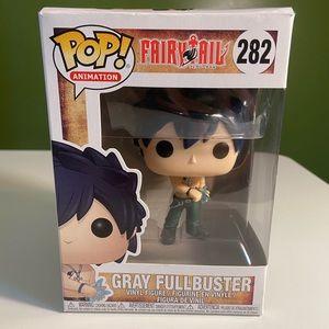 Fairytale, Gray Fullbuster POP figure.